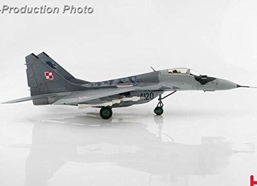 Hobby Master 1/72 完成品 ポーランド Poland MIG-29A Fulcrum 4120 Polish Air Force 100th Anniversary ダイキャスト 戦闘機