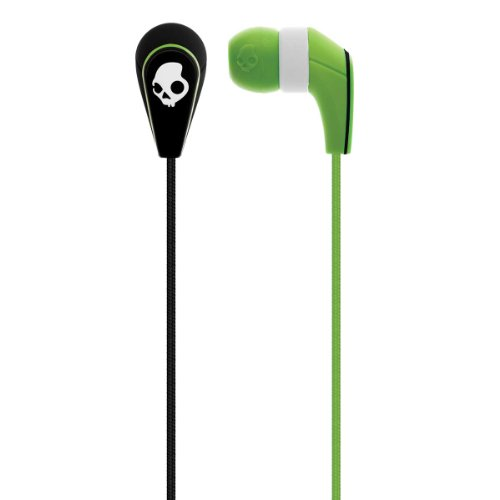Skullcandy 50/50 Ear Buds with Mic3 Vintage Road (2011 Color), One Size, Best Gadgets
