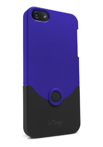 iFrogz Luxe Original Case for Apple iPhone 5 / iPhone 5S / iPhone 5SE - Blue