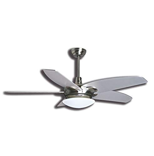 Topow 52YFA-7011 52 Inch Ceiling Fan with Remote Control 220 Volt Export Only ()
