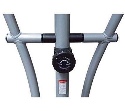 Trébol Bicicleta Elítptica Sistema Magnético Función Scan y Medición del Pulso en el Manillar: Amazon.es: Deportes y aire libre