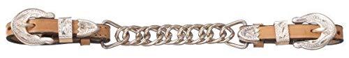 Royal King Silver Curb Chain Light Oil