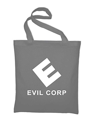 Bag Corp Jute Grey Corporation Styletex23bagevilc8 Yellow Evil Light Cotton Cloth yellow qtOSxFEw5