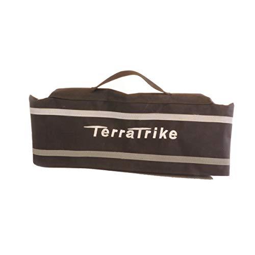 TerraTrike Seat Bag - Silver Logo