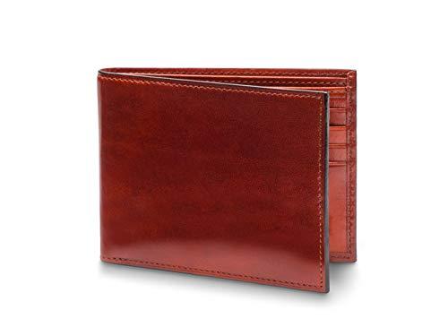 (Bosca Men's 8 Pocket Wallet in Old Leather - RFID )