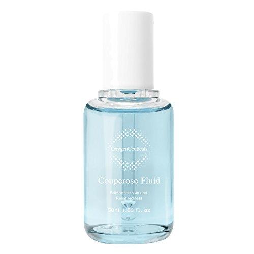OxygenCeuticals Couperose Fluid, 50 ml/1.69 oz, Face Serum, For sensitive skin care. ()