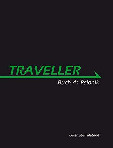 Traveller Buch 4: Psionik
