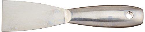 Kraft Tool DW728 Flex All Stainless Steel Putty Knife, 2-Inch