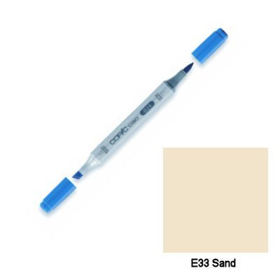 - Copic Ciao Marker, E33 Sand by Copic