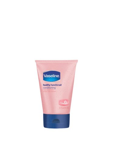 Vaseline Intensive Care Hand Lotion, Healthy Hands Stronger Nails 3 oz