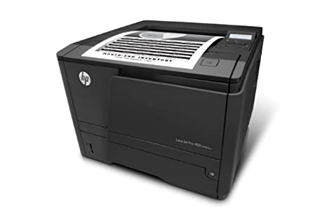HP LaserJet Pro 400 M401dne Monochrome Printer - great printer, replacing  all the old 4plus printers that