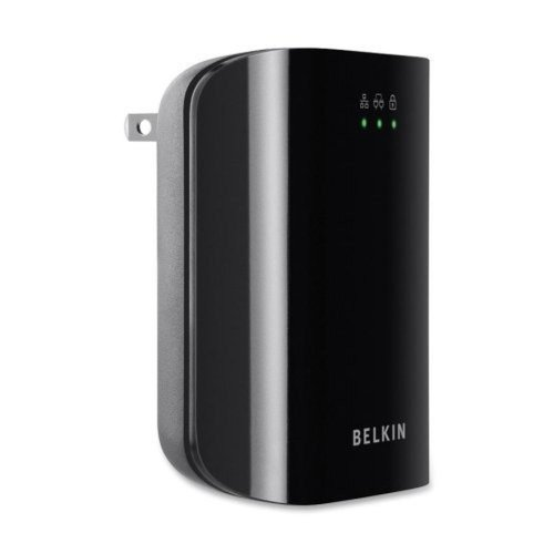 Belkin F5D4077 VideoLink Powerline Internet Adapter