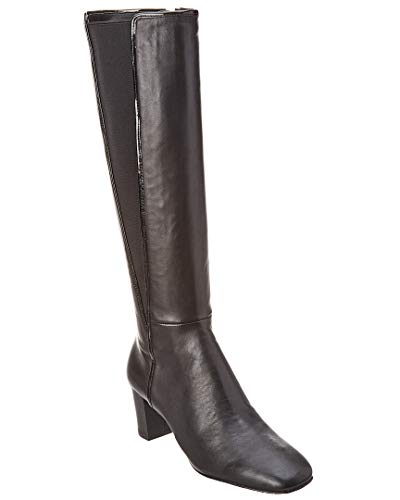 Donald J Pliner Women's Jamey Black Nappa 8.5 M US