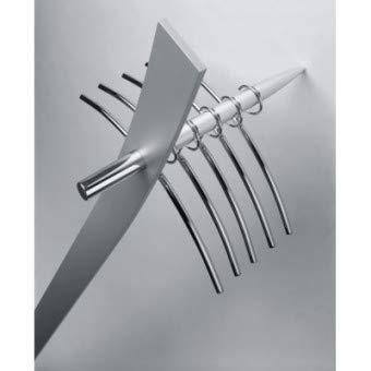 Cascando Perchero Standalone Aluminio Gris Claro 2001 ...