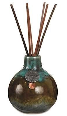 (Pomeroy HEATH MARINA PATINA Mini Reed Diffuser - Sea Grass Lotus)
