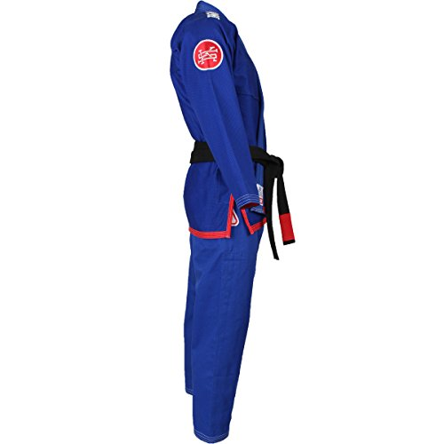 Scramble Athlete v3 Gi - Blue - A3