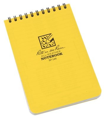 Price comparison product image Top Spiral Notebook