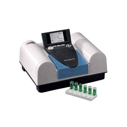 UV-Vis Pique Software for Spectronic 200