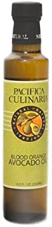 product image for Pacifica Culinaria COLD PRESSED Extra Virgin Avocado Oil Made in USA 8.5 fl oz (250ml)Bottle (Blood Orange Avocado Oil)