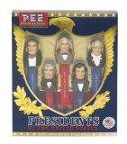 Presidential Pez Best Deals - Presidents of the United States PEZ Candy Dispensers: Volume 5 - 1881-1909