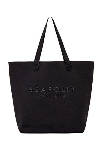 Seaf Olly Woman Sac de plage, 00000000000000110191005001, Noir, Taille unique Noir