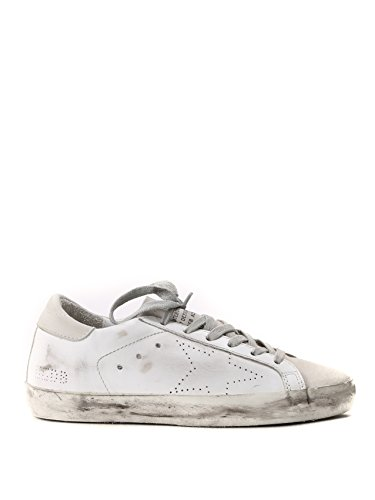 Golden Goose Sneakers Donna GCOWS590A5 Pelle Bianco