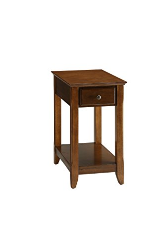 ACME Furniture Acme 82836 Bertie Side Table, Walnut, One Size