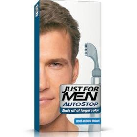 Just For Men Color Application Kit Light-Medium Brown A-30 (Pack of 3) by Just for Men