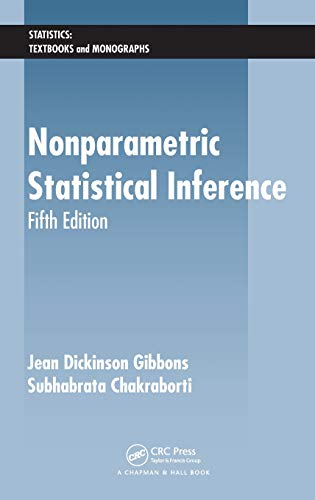 Nonparametric Statistical Inference (Statistics:...