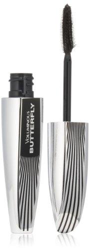 L'Oréal Paris Voluminous Butterfly Lengthening Washable Mascara, Black Brown, 0.22 fl. oz.