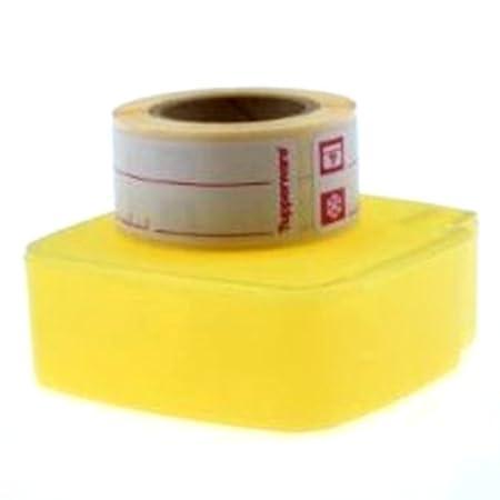 1 A TUPPER E32 congelador-etiquetas con dispensador de 100 ...