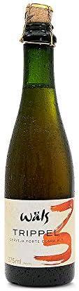 Cerveja Wals Trippel, Garrafa, Wals, 600ml