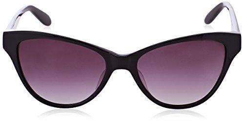 de Gafas 56 Nero Negro Mujer Sol Eye para Moschino 5EOx8wqAgW