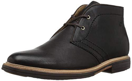 UGG Men's DAGMANN Chukka Boot, Black, 9.5 Medium US (Boots Black Mens Ugg)