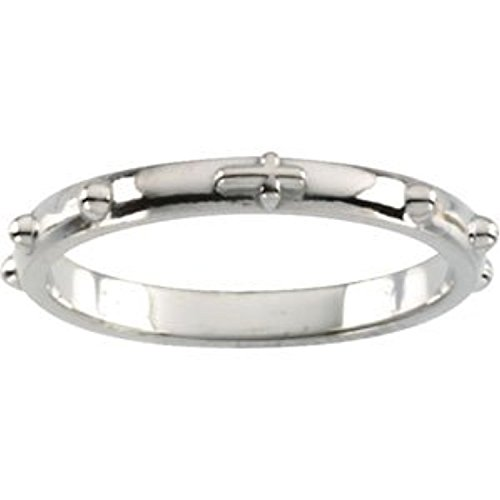 14k Rosary Ring - 3
