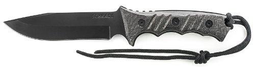 Schrade SCHF3N Extreme Survival Fixed Blade Knife, Outdoor Stuffs
