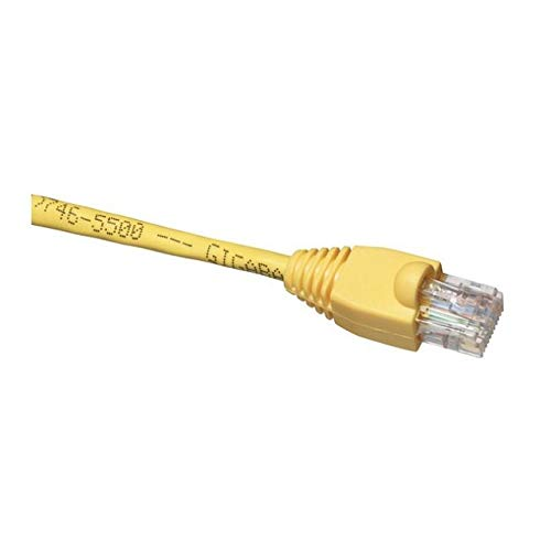 Black Box EVCRB84-0010 Pack of 15 pcs GigaBase CAT5e Patch Cable