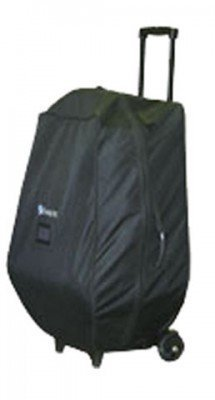 Earthlite Avila II Massage Table Carry Case in Black by Earthlite