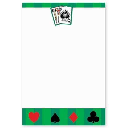 Casino Imprintable Invitations 10ct ()