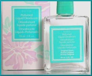 AVON Liquid Dedorant - yes it is back - 2 fl oz