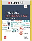 img - for Connect 1 Semester Access Card for Dynamic Business Law: The Essentials book / textbook / text book