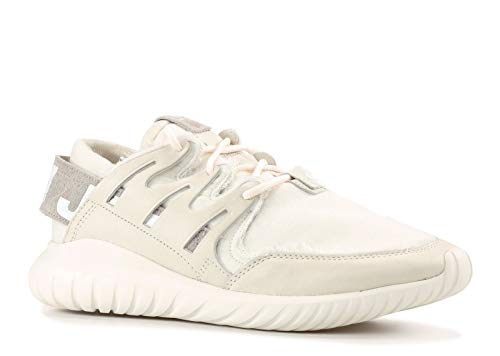 adidas Men's Tubular Nova Slam Jam White/White BB5749 (Size: 8.5)