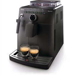 Philips HD8750/47 Intuita Automatic Espresso Machine, Black