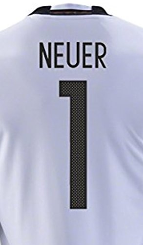 Trikot Adidas DFB 2016-2018 Home Damen (Neuer 1, M)