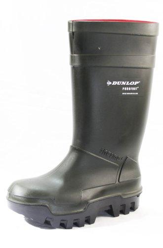 Dunlop , Herren Sicherheitsschuhe Grün