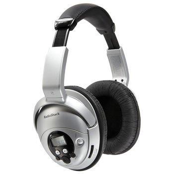 RadioShack AM/FM Stereo Headset Radio