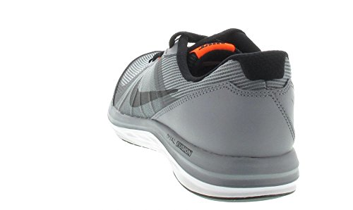 Unisex Stealth Gs White NIKE X Fusion Black Orange 2 Kids' Trainers 005 Dual 1dwgaxq