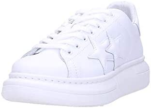 2Star 2SD2690 Baskets Femme Blanc 39