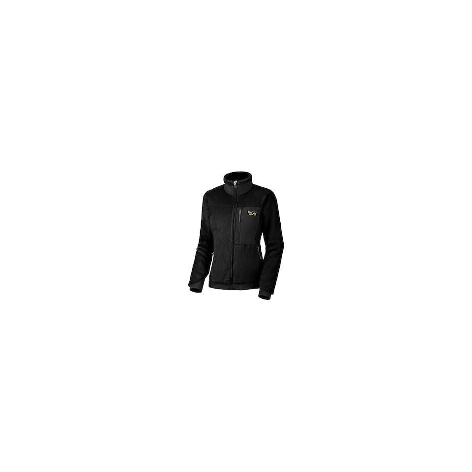 Mountain Hardwear Womens Monkey Jacket Black (XL) Sports