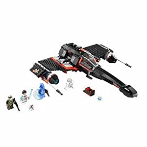 Ultimate Lego Stealth Starfighter  dp BFVWKY